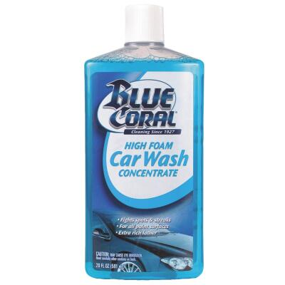 Blue Coral Liquid Concentrate 20 oz Car Wash
