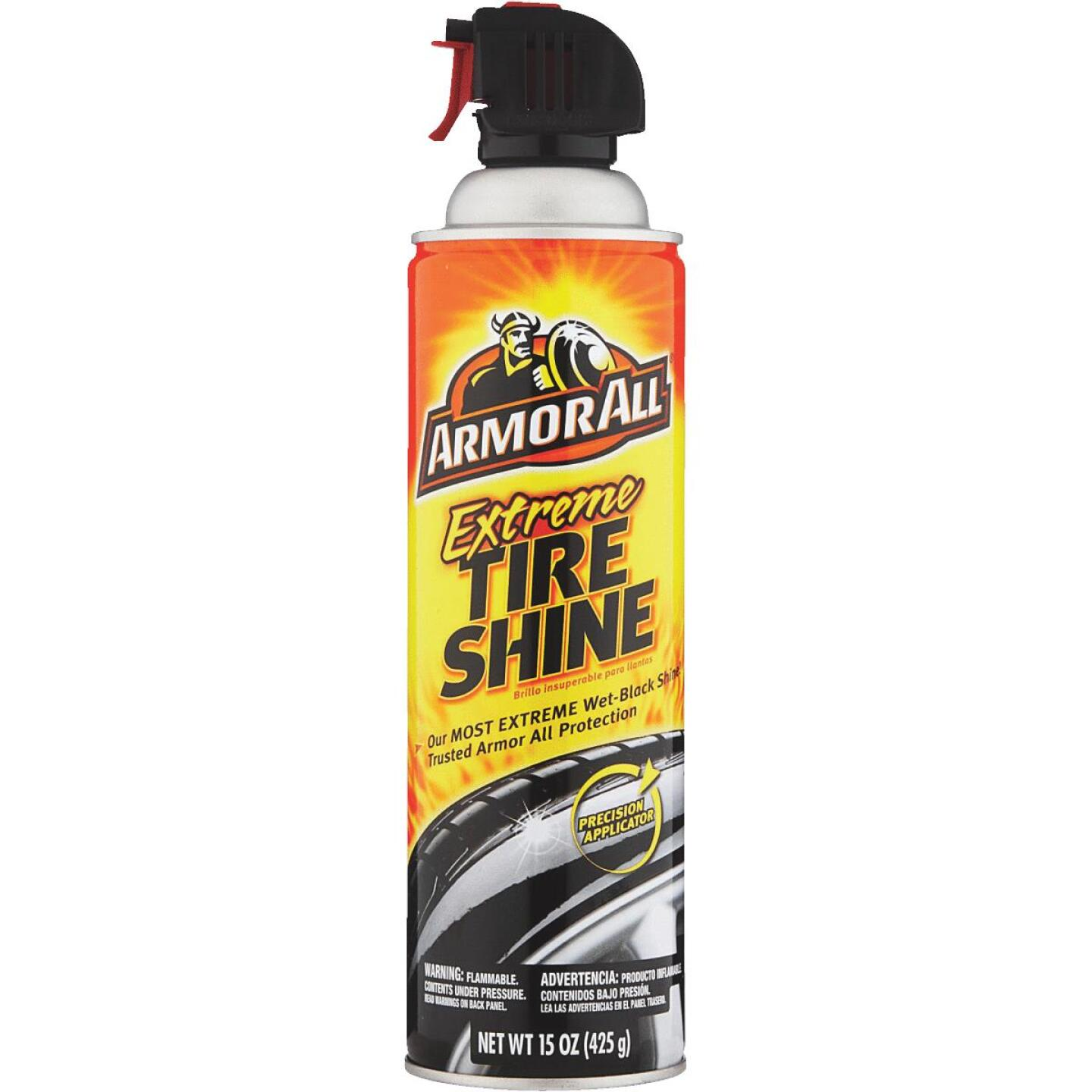 Armor All Extreme 15 Oz. Aerosol Spray Tire Shine Image 1