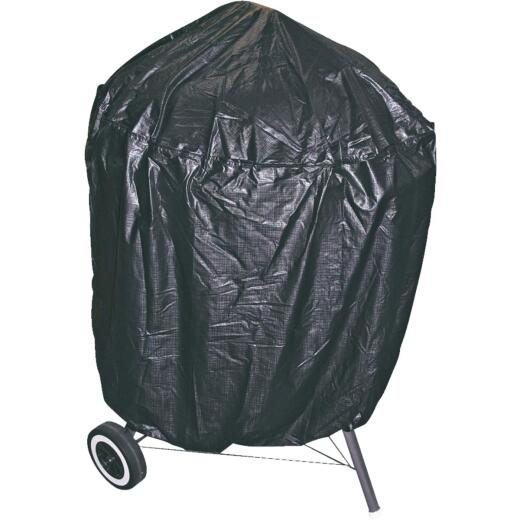 GrillPro 27 In. Black Vinyl Grill Cover
