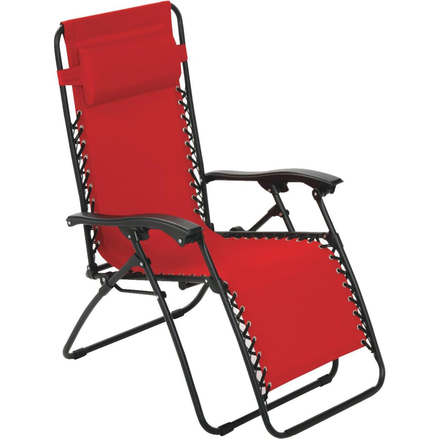Magnificent Outdoor Expressions Zero Gravity Relaxer Red Convertible Squirreltailoven Fun Painted Chair Ideas Images Squirreltailovenorg