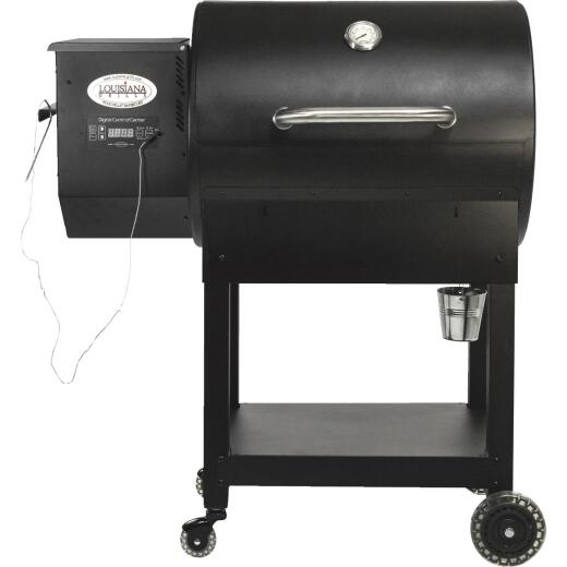 Louisiana Grills LG700 Black 48,000-BTU 707 Sq. In. Wood Pellet Grill